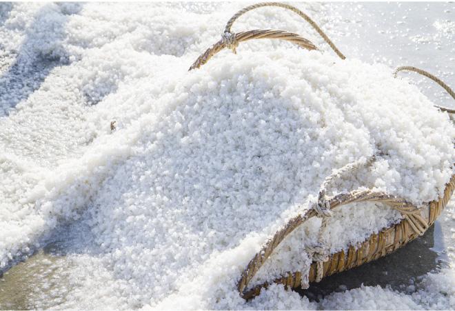 屋久島の塩