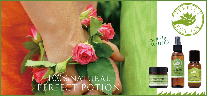100% NATURAL PERFECT POTION -made in Australia-